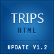 Trips Booking HTML5 Template - ThemeForest Item for Sale