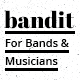 Bandit - One Page Template for Bands and Musicians - ThemeForest Item for Sale