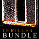 Thriller Photoshop Layer Styles Bundle - GraphicRiver Item for Sale