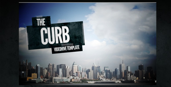After Effects Project - VideoHive The Curb 553812