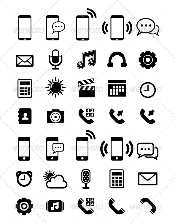House Email Phone Symbol » Dondrup.com
