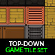 Top-Down Game Tiles - GraphicRiver Item for Sale