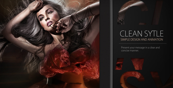 After Effects Project - VideoHive Push Slide 572101