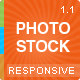 Photo Stock Responsive Magento Theme - ThemeForest Item for Sale