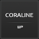 Coraline Ajax And Responsive WordPress Theme - ThemeForest Item for Sale