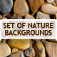Set Of Nature Backgrounds - GraphicRiver Item for Sale