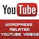 WP Related Youtube Videos - CodeCanyon Item for Sale