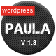 Paula - Blog & Magazine Wordpress Theme - ThemeForest Item for Sale