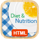 Diet & Nutrition Health Center - Responsive HTML5 - ThemeForest Item for Sale