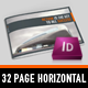 Business Horizontal Brochure - GraphicRiver Item for Sale