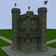 Castle Guard Tower - 3DOcean Item for Sale