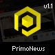 PrimoNews - Premium Magazine Theme - ThemeForest Item for Sale