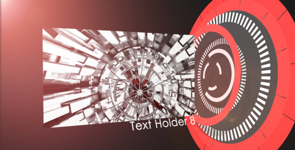 After Effects Project - VideoHive Circle Display 575013