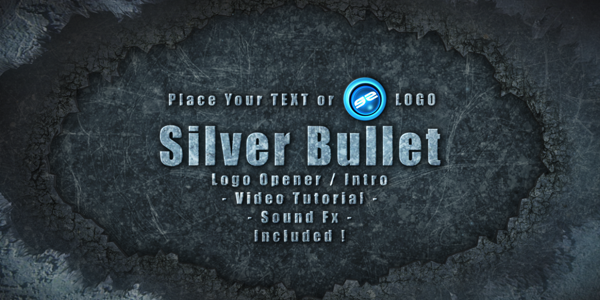 After Effects Project - VideoHive Silver Bullet Intro V1 575153