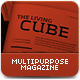 Multipurpose 44 Page Magazine - A4 + Letter - GraphicRiver Item for Sale