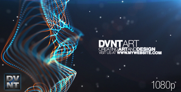 After Effects Project - VideoHive SpaceX DVNTart 575756