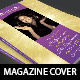 Women's Convention Magazine Cover Template - GraphicRiver Item for Sale