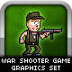 Shooter/Runner Game Graphic Set - GraphicRiver Item for Sale