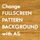 Fullscreen Pattern Background - ActiveDen Item for Sale
