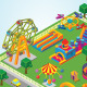 Isometric Carnival - GraphicRiver Item for Sale