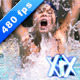 Boy Emerge from Pool - VideoHive Item for Sale