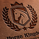 Horse Kingdom Logo - GraphicRiver Item for Sale