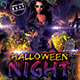 Spooky | Halloween Night Flyer Template - GraphicRiver Item for Sale