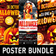 Halloween Party Poster Bundle - GraphicRiver Item for Sale