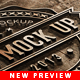 Photorealistic Worn Mock-Ups - GraphicRiver Item for Sale