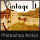 Vintage It - GraphicRiver Item for Sale