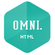 Omni - Responsive One / Multi Page HTML5 Parallax - ThemeForest Item for Sale