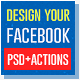 Creative Facebook Cover Creation Kit - GraphicRiver Item for Sale