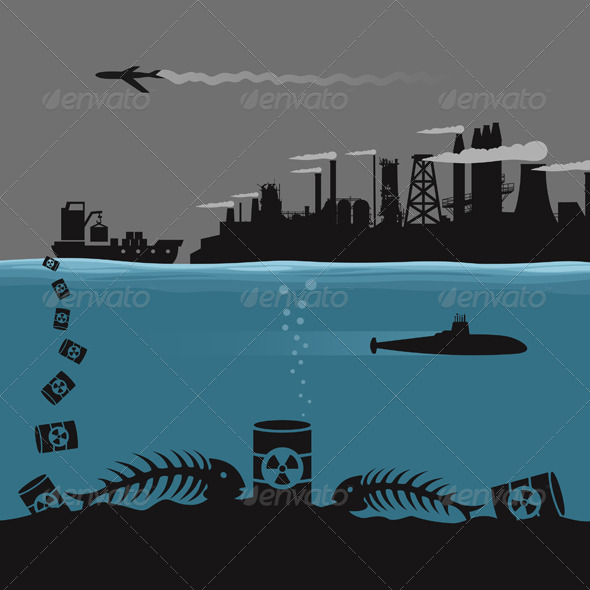 industrial pollution clipart - photo #12