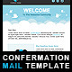 Complete Confirmation Mail Template - GraphicRiver Item for Sale