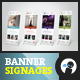 Photography Banner Signage 1 - GraphicRiver Item for Sale