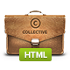 Collective - Professional HTML Theme  - ThemeForest Item for Sale