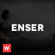 Enser - Photography Retina WordPress Theme - ThemeForest Item for Sale