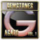 Luxury Gemstones Volume 1: Agate  - GraphicRiver Item for Sale