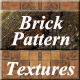 Brick Pattern Textures - GraphicRiver Item for Sale