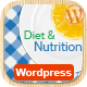 Diet & Nutrition Health Center-Wordpress Theme - ThemeForest Item for Sale
