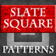 Slate Square Patterns - GraphicRiver Item for Sale