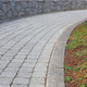 Curved stone path - PhotoDune Item for Sale