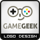Game Geek Logo - GraphicRiver Item for Sale