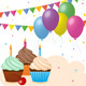 Birthday Party - GraphicRiver Item for Sale