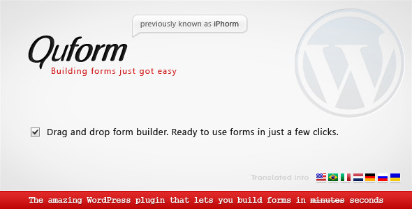 Quform WordPress Plugin