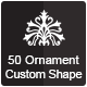 Ornament Custom Shape - GraphicRiver Item for Sale