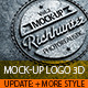 Mock-Up Logo 3D Realistic Presentation / Vol.2 - GraphicRiver Item for Sale