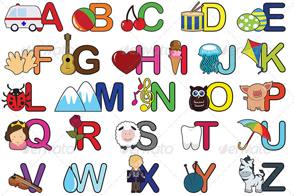 Superman Alphabet Letters Printable » Tinkytyler.org - Stock Photos ...