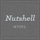 Nutshell App - HTML Mobile Application Template  - ThemeForest Item for Sale