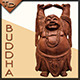 Wooden Buddha - GraphicRiver Item for Sale